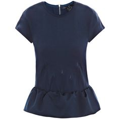 Marc by Marc Jacobs Luca Peplum Sweater Top from Matches
