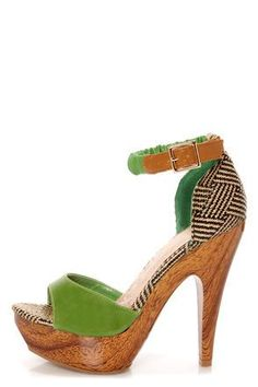 Check it out from Lulus.com! You don't have to make it to the Caribbean to feel exotic in the Mona Mia Trinidad Green