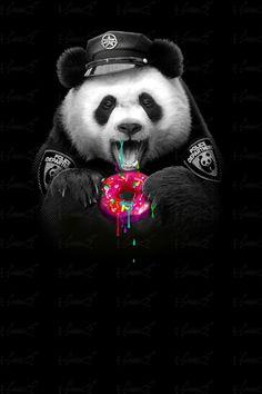 Panda Police!