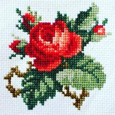 Cumhuriyet Bayramımız kutlu olsun... #crossstitch #çarpıişi #puntodecruz #pointdecroix #puntocroce #korssting #korsstygn #kreuzstitch #etamin #etaminişleme #kaneviçe #kanava #rose