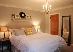 hadley duvet pottery barn | Notice more fullness? I actually put two down comforters inside. A ...