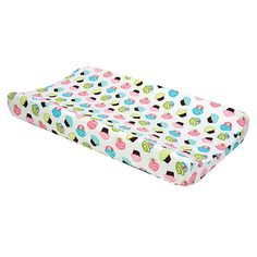 Trend Lab - Changing Pad Cover - Cupcake