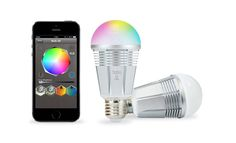 Lumen TL800 Bluetooth 4.0 LED Bulb Can Now Be Controlled Via Your Smartphone