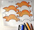 Tessellation Tutorial! Have to try this for an Escher Art Lesson :D I'm excited now!