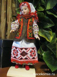 Folk Costume, Costumes, Effigy, Dollhouse Dolls, Harajuku, Barbie, Embroidery, Pattern, Vintage