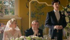Horroris causa: Sabias palabras para decirse en una boda