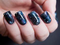 Uñas cósmicas oscuras
