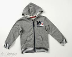 """Mickey Mouse """"Original Mickey"""" Hoodie ($28) from Kohl's for kids."""