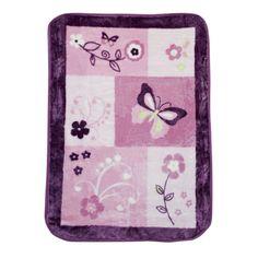 Butterfly Bloom Warm & Cozy Blanket