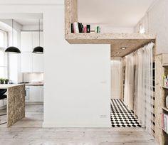 Spécial petits espaces: 25 idées astucieuses pour gagner de la place - ELLE.be