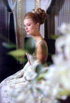 The princess side of Grace