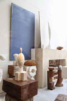 Habitually Chic® » Chic in Paris: Atelier Brancusi