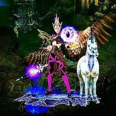 So die Saison ist nun vorbei. Ich hatte super viel Spaß mit der Zauberin  auch wenn ich das Imba Feuervogelset nicht benutze das ist mir einfach zu kompliziert  Die nächste Saison werde ich auch noch spielen als Dämonenjäger  Danach reicht es aber erstmal mit #Diablo3  Schönen Sonntag!  #sunday #SUNDAYFUNDAY #sonntag #schönensonntag #wizard #unicorn #pet #ps4 #playstation #playstation4 #zocken #games #gaming #instagaming #gamer #geek #instagamer #otaku #awesome #instagood #igersfrankfurt…