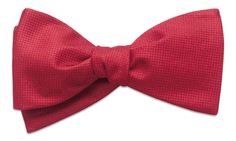 Londonderry Red Bow Tie