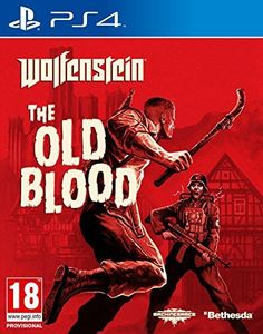 I worked as Art Director at Wolfenstein The Old Blood and got the opportunity to work together with marketing to create the cover artwork for the final . Cover artwork for Wolfenstein The Old Blood Latest Video Games, Video Games Xbox, Xbox One Games, Ps4 Video, Playstation Games, Ps4 Games, Games Consoles, Wolfenstein The Old Blood, Killzone Shadow Fall