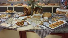 Greek Breakfast at #Kipriotis Panorama Hotel & Suites