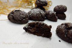 Biscotti morbidi con Albumi e Nutella