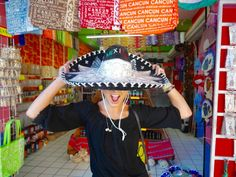 Exploring Market 28 in Downtown Cancun, Mexico