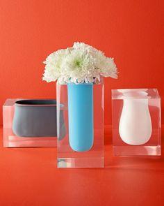 """Jonathan Adler """"Bel Air"""" Vases"""