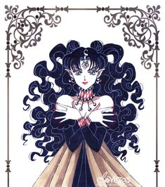 Queen Nehelenia by Cloveras.deviantart.com on @DeviantArt