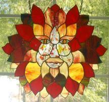 Beautiful piece by Unikke Glas