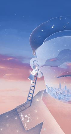 Cute Pastel Wallpaper, Anime Scenery Wallpaper, Kawaii Wallpaper, Galaxy Wallpaper Iphone, Anime Galaxy, Space Illustration, Creative Instagram Photo Ideas, Old Anime, Beautiful Gif