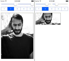 ImageView Face Detection