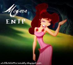 A Little Bit of Personality: Disney Typed: Megara: ENTP