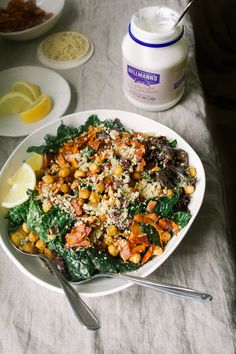The Ultimate Kale Caesar