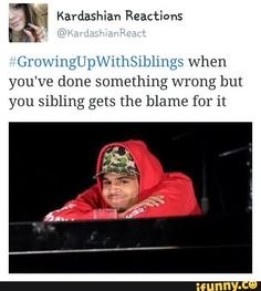 #growingupwithsiblings