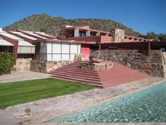 Frank Loyd Wright's Taliesin West-Been there done That!