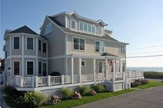Ocean waterfront... here is your opportunity to live by the sea in a newly constructed contemporary that has been built with only the finest materials.  73 K St, Hull, MA - Offered by Mary Morrison - http://www.raveis.com/mls/71510837/73kst_hull_ma