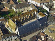 Les Hospices de Beaune (Côte-d'Or, Bourgogne) - France