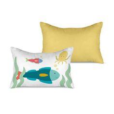cojin-pez Textiles, Throw Pillows, Cribs For Babies, Cushion Covers, Fish, Filing Cabinets, Cushions, Cloths, Fabrics