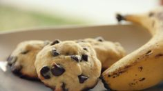 My Happy Place: Banana Chocolate Chip Cookies