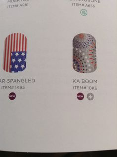 Fourth of July limited only emilyroseduff.jamberrynails.net