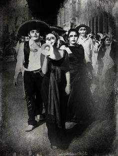 Día de los muertos, Mexico