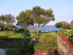 An Italian garden with views of the blue Mediterranean. Olbia, Italy Coldwell Banker Immobiliare Costi & Partner $33,240,000