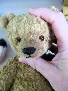 Plush, Teddy Bear, The Unit, Toys, Artist, Crafts, Animals, Activity Toys, Manualidades