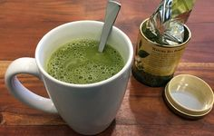 It has twice the caffeine of coffee - here is what happened when this writer drank matcha tea instead of coffee every morning for a week.