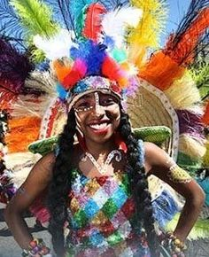 2012 West Indian American Labor Day Carnival at Brooklyn