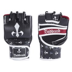 BADBREED SIGNATURE EDITION MMA COMPETITION GLOVES - 4oz competition glove made from A Grade buffalo leather and combines a breathable, moisture absorbing, anti-microbial lined inner knuckle and wrist area to retain freshness.