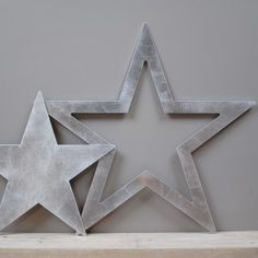 Star Metal - could make it of something else a spray paintmetal
