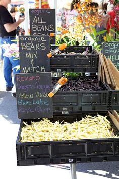 farmers market, Sonoma Valley, Marin County, CA