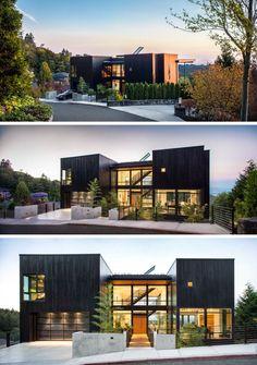 The Music Box Residence, Portland by Scott Edwards... - Fine Interiors