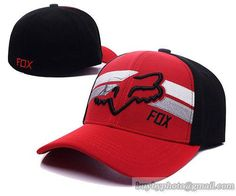 Fox Baseball Caps Curved Elasticity Hats 11|only US$8.90 - follow me to pick up couopons.