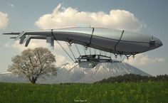 Future, Flying House, future home, aircraft, futuristic, amazing, tech, Timon Sager, concept, flying
