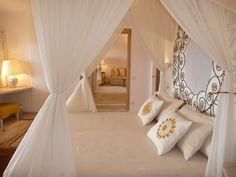Hotel Capo d'Orso Thalasso & SPA*****   #bedroom #luxury #travel #holiday #5star #Sardegna #comfort #design #interiordesign
