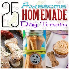 Good list of foods that are not good for dogs 25 Awesome Homemade Dog Treats and more - The Cottage Market Thanks, Rachel! Puppy Treats, Diy Dog Treats, Homemade Dog Treats, Dog Treat Recipes, Dog Food Recipes, Gourmet Dog Treats, Dog Biscuits, Diy Stuffed Animals, The Best