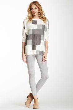 Garment Dyed Legging//